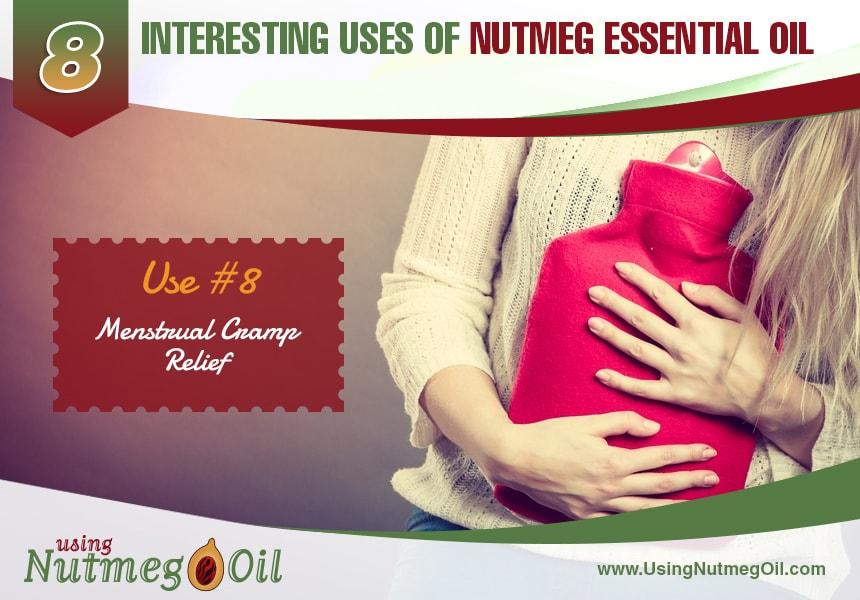 nutmeg essential oil benefits